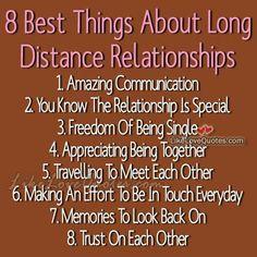 Lange afstand relatie. ..