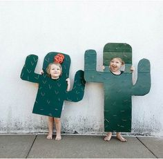 Cactus costumes