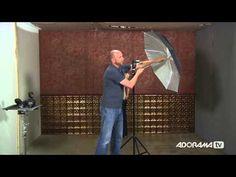 Small Studio Flash Tips: Ep 208: Digital Photography 1 on 1: Adorama Photography TV - YouTube