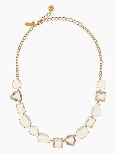 vegas jewels necklace // kate spade