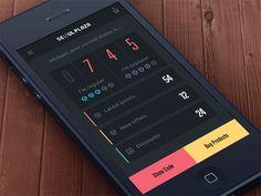 Advertisement  モバイルアプリをより分かりやすく伝えるために、アプリの動きやUIデザインの特長的なポイントを、GIFアニメーションを使ってプレゼンテーションする方法が増えています。デザインにアニ …