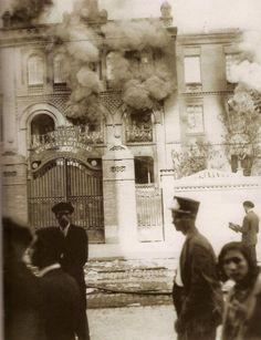 """Recordando la """"quema de conventos"""" de 1931"""