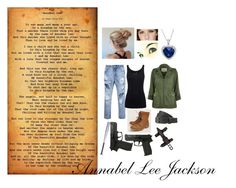 """""""Annabel Lee Jackson"""" by wisegirl308 on Polyvore featuring Juvia, River Island, Billabong and Amanda Rose Collection"""