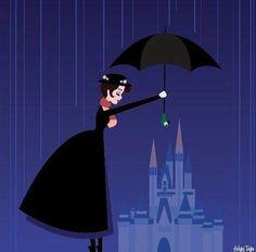 Hurricane rain