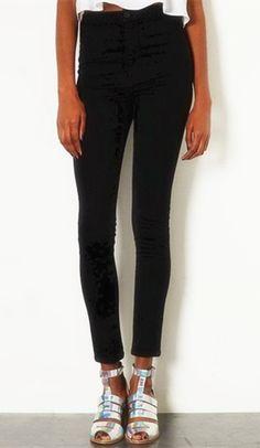 Women's Stylish High Waist Pure Color Pants