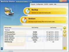 """Backup Maker Free """"Grátis""""   hardwareysoftware"""