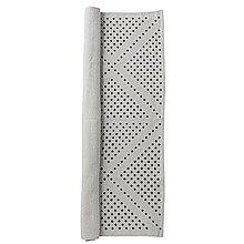 Bloomingville Vloerkleed Stip 135 x 195 cm - Grijs/Zwart