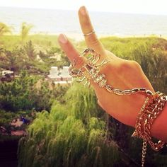 www.baysstylediary.com Jewelry - Scorpion Bracelet /Ring