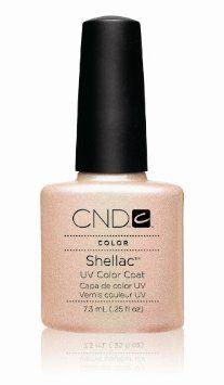 Amazon.com: Creative Nail Shellac, Iced Coral, 0.25 Fluid Ounce: Beauty