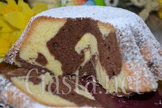Food Cakes, Tiramisu, Cake Recipes, Muffin, Food And Drink, Breakfast, Ethnic Recipes, Cook, Essen
