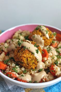 Seven Spice Lentil Bulghur Balls : eatingappalachia.com
