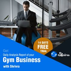 From to #Billing to #Membership Status!! Keep Updated with Complete #AnalysisReport of your #FitnessCenter and Gym business with #Shrivra Avail Your 14 Days #FreeTrial Now!! http://shrivra.com/gym-management-software  9217000082