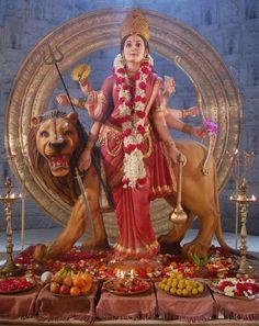 Maa Durga  #durga #goddess #hinduism