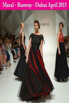 Dubai FFWD April 2015, Maral – Runway | #dubai #fashion #april #2015