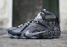 huge discount 18955 cee64 Nike LeBron 12