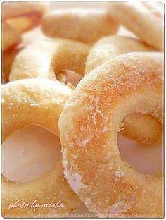 「おから焼きドーナツ★低カロダイエット用」ビニール袋で生地を混ぜる、ずぼらな方の味方レシピです。勿論、ボール使用で、ミキサー使用可※ある程度厚みのある袋を使用してね。【楽天レシピ】