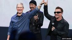 Apple had to build a custom tool to allow iTunes users to remove US2 latest album. It's the album nobody wanted, but Apple forced all users to download it to their devices. Bonkers! Having U2 on stage at the launch event exposed Apple's leadership as dinosaurs.