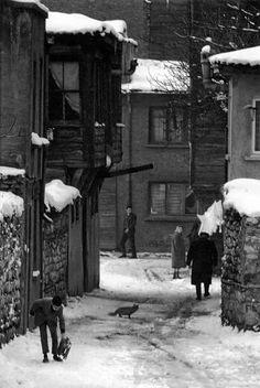 Bir kış günü Kadırga #birzamanlar