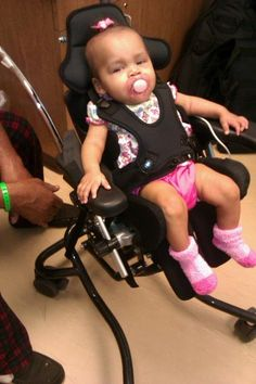 Help support Our 7 month old paralized Angel.
