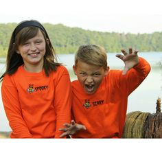 Halloween Youth Tees:  bee spooky and bee scary