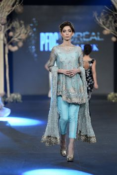 Deena Rehman Bridal Dresses at PFDC L'Oreal Paris Bridal Week 2013 002
