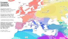 European Autosomal Admixtures