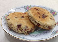 Chocolate Chip & Walnut Welsh Cakes (Welsh Cakes a.k.a. Griddle Cookies) - Cookbook Bites