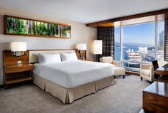 Deluxe Partial Harbour View Room