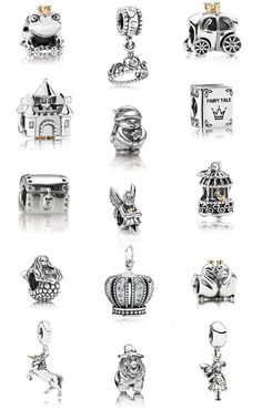 Design your own photo charms compatible with your pandora bracelets. Princess Fairy Tale