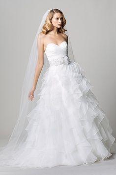 Wtoo Brides Samina Gown    www.wtoo.com