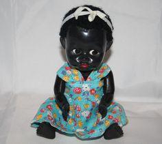 Rare Vintage Pedigree Doll - Made in England /MEMsArtShop. by MEMsArtShop on Etsy https://www.etsy.com/listing/170885341/rare-vintage-pedigree-doll-made-in