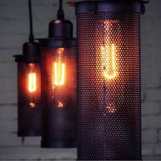 Industrial Iron Chandelier Lamp Sconces Down Light Pendant Loft Bronze Fixtures in Home & Garden, Lamps, Lighting & Ceiling Fans, Chandeliers & Ceiling Fixtures   eBay