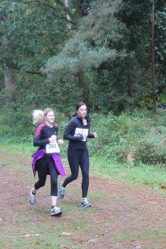 Poppy Run 2012 - Rendlesham Forest, Suffolk