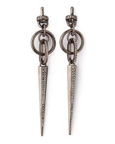 Killer Paige Novick earrings, from @Bergdorf Goodman