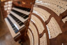 Orgeldetail im Goldenen Saal (Großer Musikvereinssaal) im Wiener Musikverein Photography, Portraits, Events, Trumpet, Architecture, Happenings, Fotografie, Photography Business, Head Shots