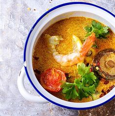 This Tom Yum Soup is a Thai Classic