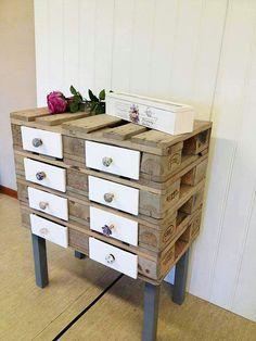 HappyModern.RU | Мебель из поддонов (фото): экологично и оригинально | http://happymodern.ru