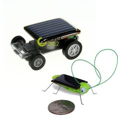 Free Shiping NEW Small Mini Solar Racing Car and Little Grasshopper Bug For Child Kids Moving Toy Gift-in Solar Toys from Toys & Hobbies on Aliexpress.com | Alibaba Group