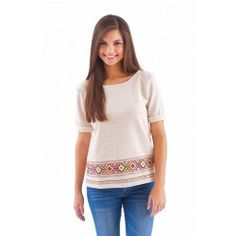 Mayan Your Own Business Top - $45.00