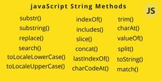 Web Languages, Programming Languages, Computer Coding, Computer Programming, Javascript Methods, Programing Software, Html Css, How To Remove, How To Make