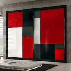 Comfortable and Suitable Wardrobe Design for Big & Small Bedroom Wardrobe Door Designs, Wardrobe Design Bedroom, Bedroom Bed Design, Bedroom Furniture Design, Wooden Wardrobe, Mirrored Wardrobe, Built In Wardrobe, Flat Interior Design, Interior Design Living Room