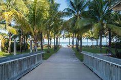 Key Biscayne Beach Access