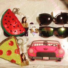 KatyPerryPrismCollection My collection Claire's