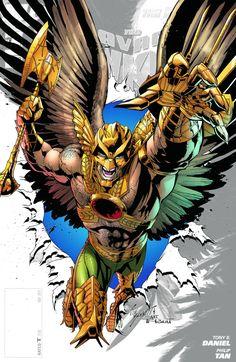 Hombre Halcón - DC Cómics