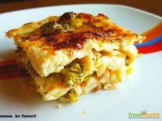 Lasagne di verdura invernale #ricette #food #recipes