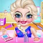 Baby Elsa Birthday Party - Free Mobile Game Online - yiv.com Free Mobile Games, Elsa Birthday Party, Disney Princess, Disney Characters, Places, Baby, Newborn Babies, Infant, Baby Baby