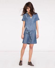 Robe chemise | Robes | Comptoir des Cotonniers