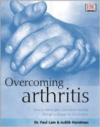 Dr. Paul Lam, a family physician & a Tai Chi expert uses Tai Chi & Qigong to manage his Arthritis. His book thoroughly explains Arthritis, how to manage it & how to use Tai Chi to help relieve pain & restore mobility that Arthritis & chronic pain robs us of. Dr. Lam also has a DVD Tai Chi for Arthritis that can help get you started.