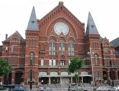 Cincinnati Music Hall in western Cincinnati, Ohio.