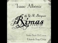 Isaac Albéniz: 'Rhymes by G.A.Bécquer: Complete Edition' Full Album Teaser